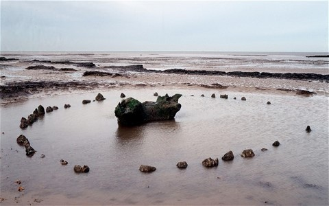 Seahenge, Norfolk